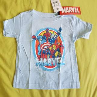 Toddler Boy Tee - Super Heros