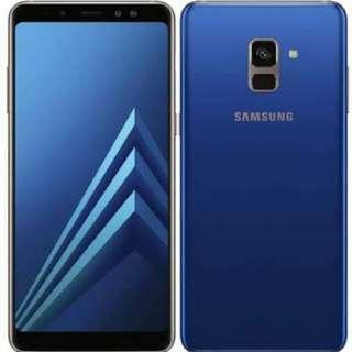 Samsung Galaxy A8 2018. Promo Kredit Easy 20