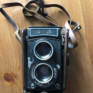 Seagull vintage camera sa84 fully functioning
