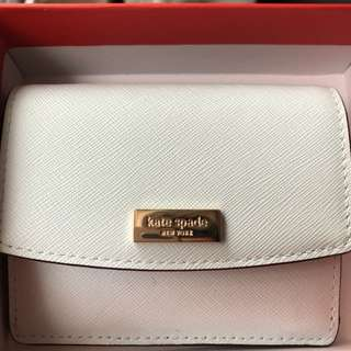 Kate Spade wallet (light blue)