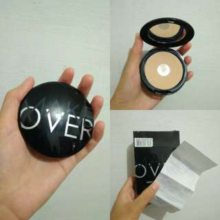 Make Over Perfect Cover Two Way Cake - bedak padat - bedak make over