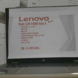 Lenovo Yoga 520-14IKB Gen8