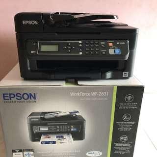 EPSON 4 in 1 Wireless Inkjet Printer