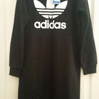 Adidas jumper dress