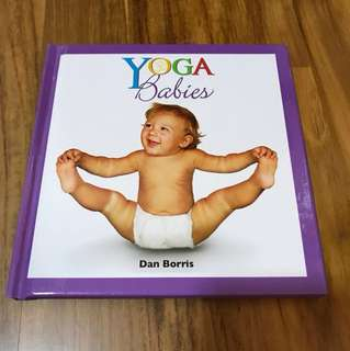 Sale - Yoga Babies (Dan Borris)