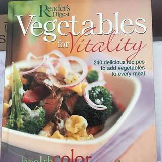 Books on vegetables, Golf or home