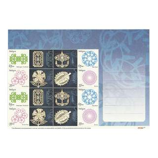 Malaysia 2011 My Stamp (personalised stamps) 8V sheetlet Mint MNH SG #1786-1789