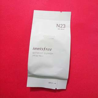Innisfree Water Fit Cushion Refill Shade N23