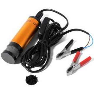 Pompa Transfer Oli Bensin Mobil Elektrik 12V