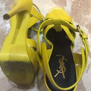 ❗️Repriced❗️Authentic YSL Sandals