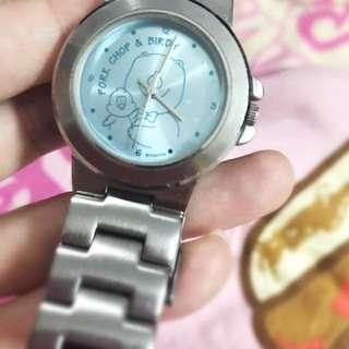 Pork chop 手錶(罕有款)