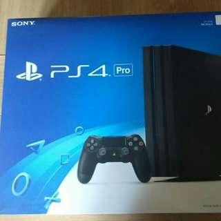 PS4 Pro ( price cn be discussed )