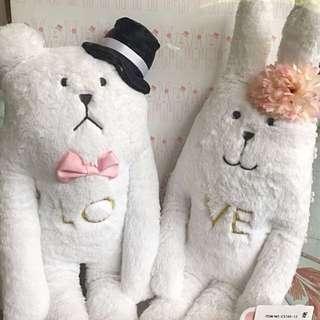 Craftholic Wedding Bears