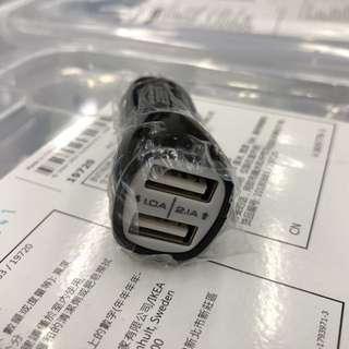 全新點煙器轉USB adapter (3.1A輸出)