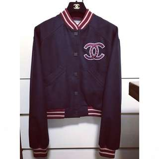 (純分享)Chanel vintage 04年 棒球服