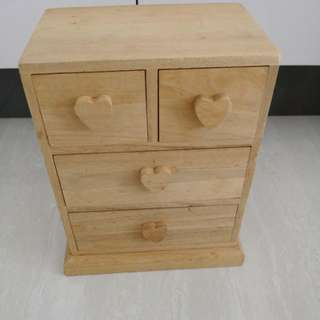 Wooden Storage Box n coin boxes