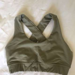 Toned by Ashy Bines sports bra