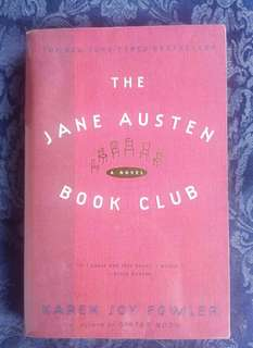 KarenJoy Fowler: The Jane Austen Book Club