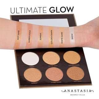 [PO] Anastasia Ultimate Glow Kit