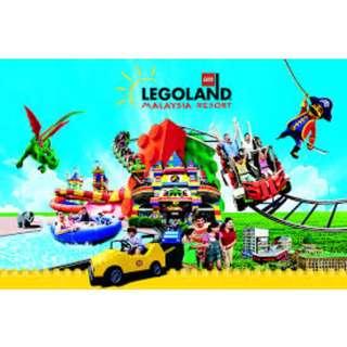 LEGO LAND THEME PARK !! Tickets!! Cheap discount !!