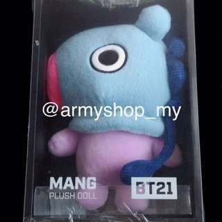 [READYSTOCK] BT21 MANG STANDING DOLL