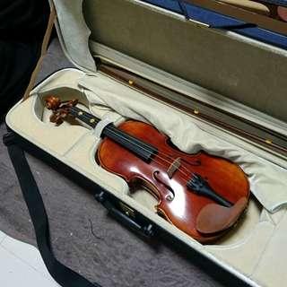 🚚 二手Amati 3/4小提琴(含所有配備)