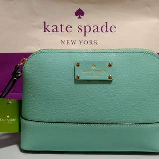 Kate Spade BNWT Small Teal Crossbody