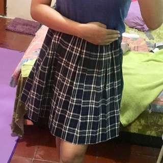 flanel skirt