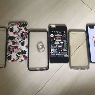 Casing Iphone 6 plus (+) - Soft Case