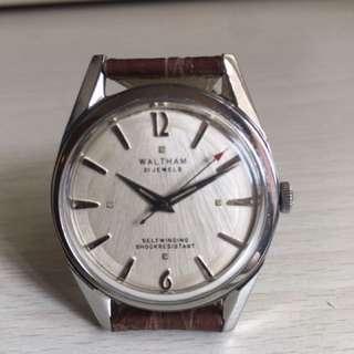 Waltham Automatic華爾頓自動錶