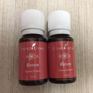 Young Living Raven Essential Oil
