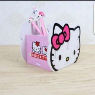 In Stock Hello Kitty Stationery Holder