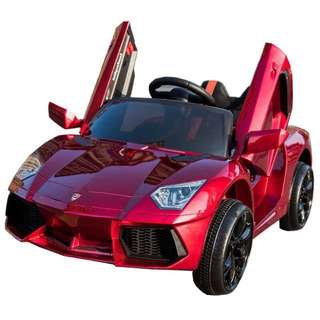 Lamborghini Kid ride on electric car