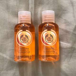 The Body Shop Body Wash