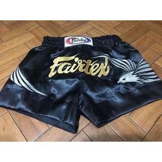 Fairtex Muaythai shorts (size L)