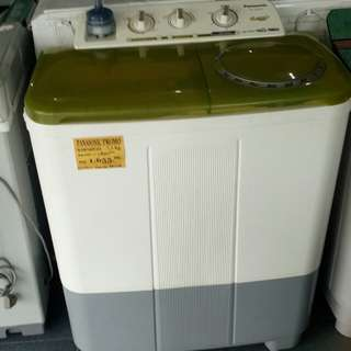 Mesin cuci panasonic 7.0kg