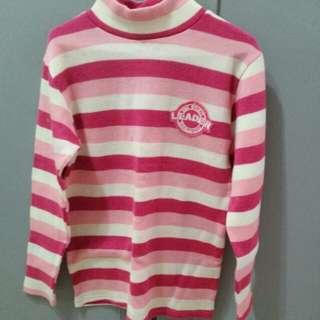 🚚 粉紅套頭毛衣