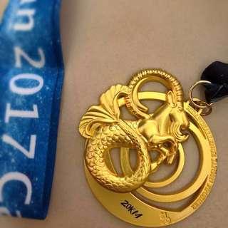 42Race Running Medals 🥇 🥈 🥉 #Huat50sale