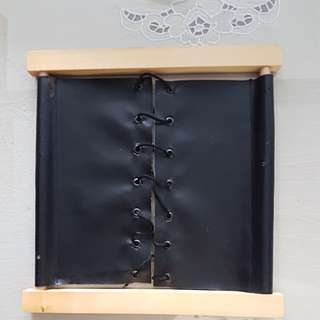 Clearance- montessori dressing frame- lacing