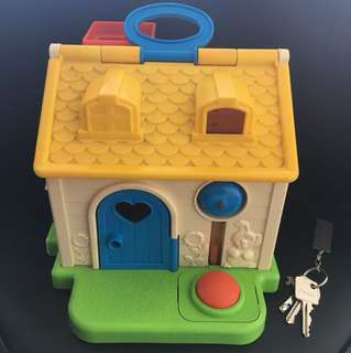 Fisher price discovery cottage