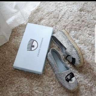 chiara ferragni 草鞋 size35