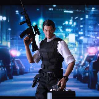 ANDY LAU 劉德華  特警 police