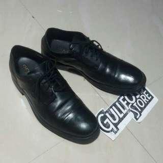 Geox Respira Leather Shoes Second Sepatu Bekas Import