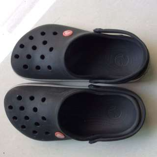 Crocs Slippers size 3