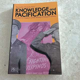 Knowledge & Pacification