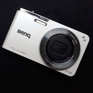 BENQ G2F 自拍美顏相機(白)