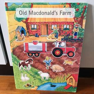 Magnetic Old Macdonald's Farm