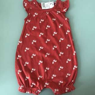 New Baby Gap Romper for 3-6mos