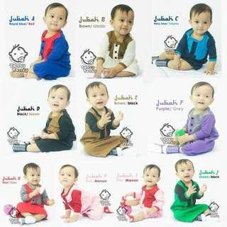 Jubah Baby