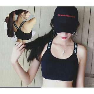 Sexy Bralette Sports Bra